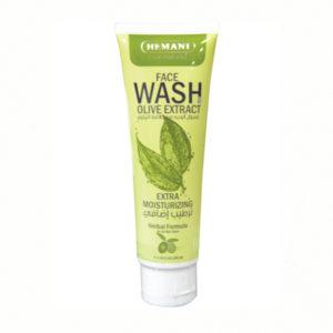 Face wash olive extract Pastoni fytyrën me Ekstrakt Ulliri